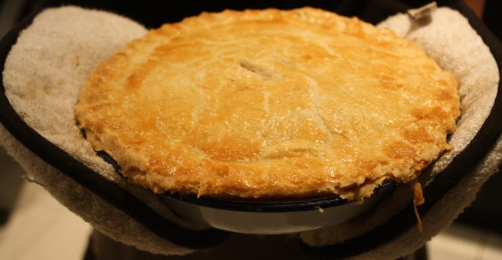 A Yorkshire Grub Pie