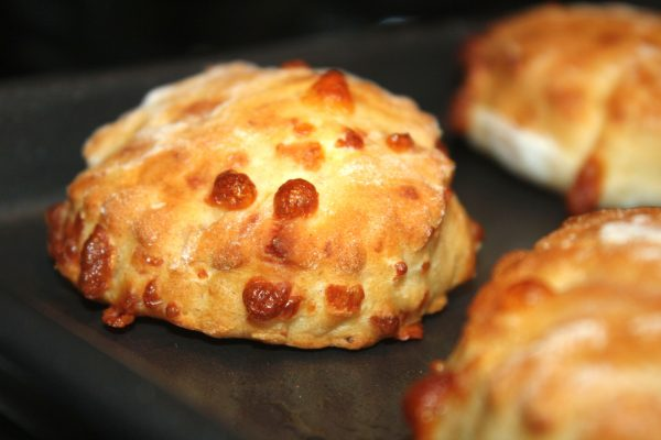 Keighley Cheese Muffin