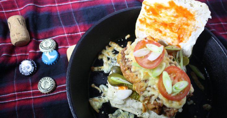 Yorkshire Meatloaf Sandwich